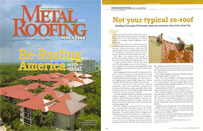 Metal Roofing Magazine